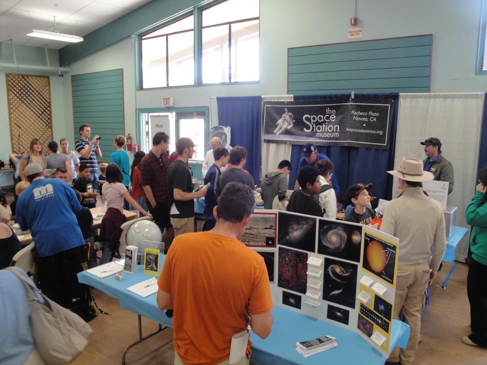 2013 North Bay Science Fair Petaluma
