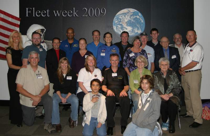 Volunteers-2009
